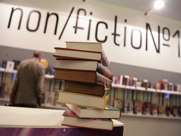 "18th International Book Fair for High-Quality Fiction and Non-Fiction ""non/fictio№"" to open soon"