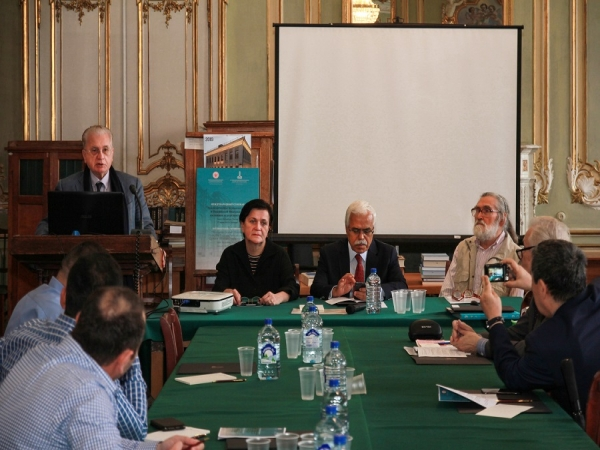 Projects of Ibn Sina Foundation presented at international workshop in Saint Petersburg
