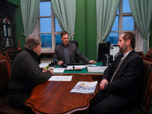 Cooperation with Peter the Great Museum of Anthropology and Ethnography (Kunstkamera)
