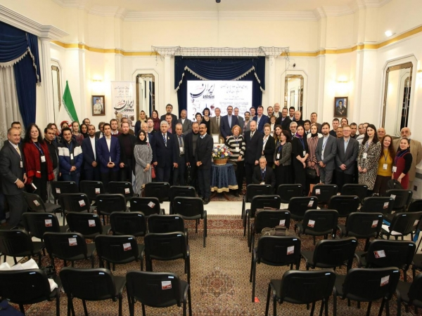 Ibn Sina Foundation participates in the 4th Forum of Iranists in Russia