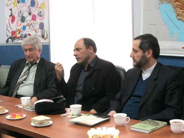 In remembrance of Jahangir Dorri