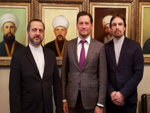 Ibn Sina Foundation signs a cooperation agreement with the Moscow Islamic Institute
